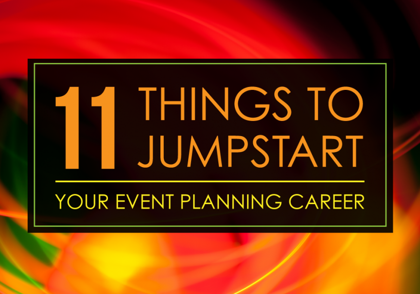 event planning career